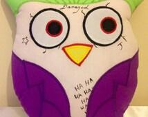 Joker owl
