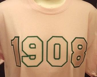 Alpha Kappa Alpha  1908 APPLIQUE