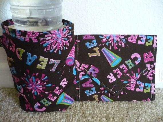 Water Bottle sleeve & Mini wallet ~ Set
