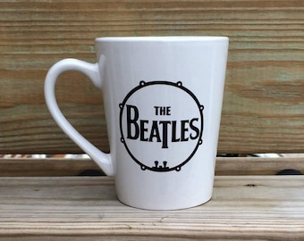Beatles Coffee Mug