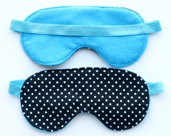 RESERVED for Claudia Spa Eye Mask sleeping mask sleepover party favor pajama party