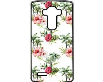 LG Case Summer Floral Pattern LG G3 Case LG G4 Case Phone Case lg phone case g4 case g3 case Phone Cover summer phone case floral phone case