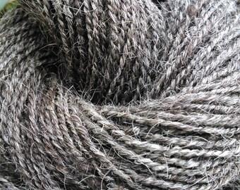 Handspun yarn Navjo-Churro