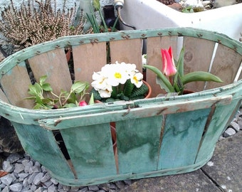 Vintage French Fruit Basket