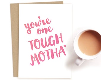 GET WELL CARD | Breast cancer card | Good job card | Encouragement card