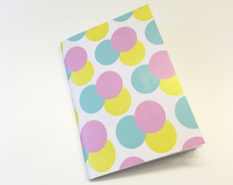spots again A6 notebook