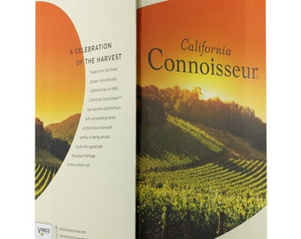 california connoisseur  white zinfandel  wine kit 30 bottle homebrew winemaking