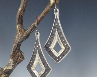 Hanging Kite Earrings