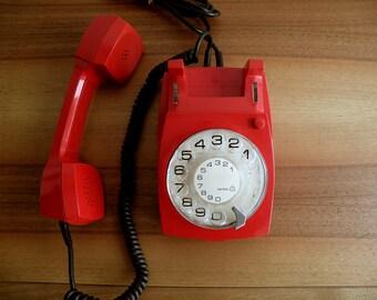 Rotary telephone ISKRA – Vintage
