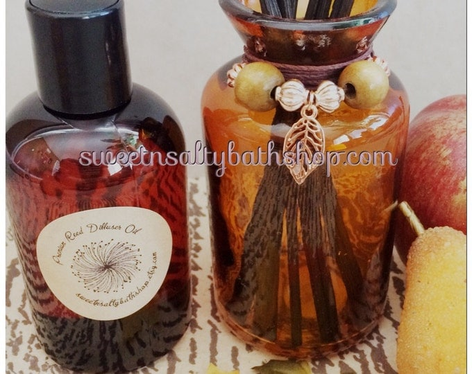 Autumn Magic Reed Diffuser Gift Set/Choose From Several New Fall Scents