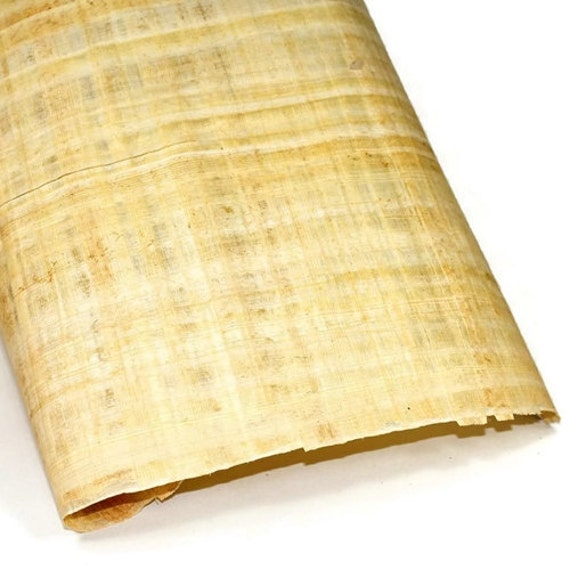 Ancient Egyptian Papyrus Paper Egyptian Papyrus Paper...