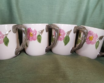 Desert Rose Grandmugs - set of 4!