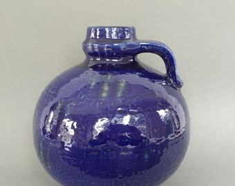 "Carstens Tönnieshof C 236- 20  ,,Atelier Serie""    Designer: Gerda Heuckeroth ,   Vintage collectors vase  1960s  West Germany. WGP."
