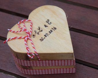 Door-alliance box heart wood range |mariage spirit guinguette|