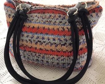 Ready2ship Knitted Shoulder Bag