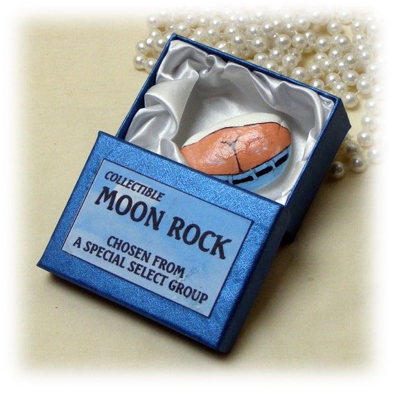 Hysterical Gag Gift . . MOON ROCK
