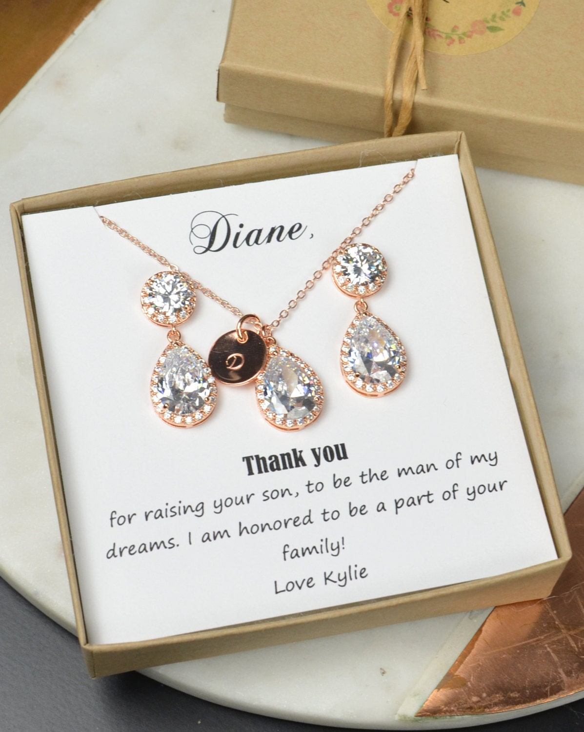 Gifts For The Groom From The Bride: Mother Of The Groom Bride Gift Personalized Bridesmaids Gift