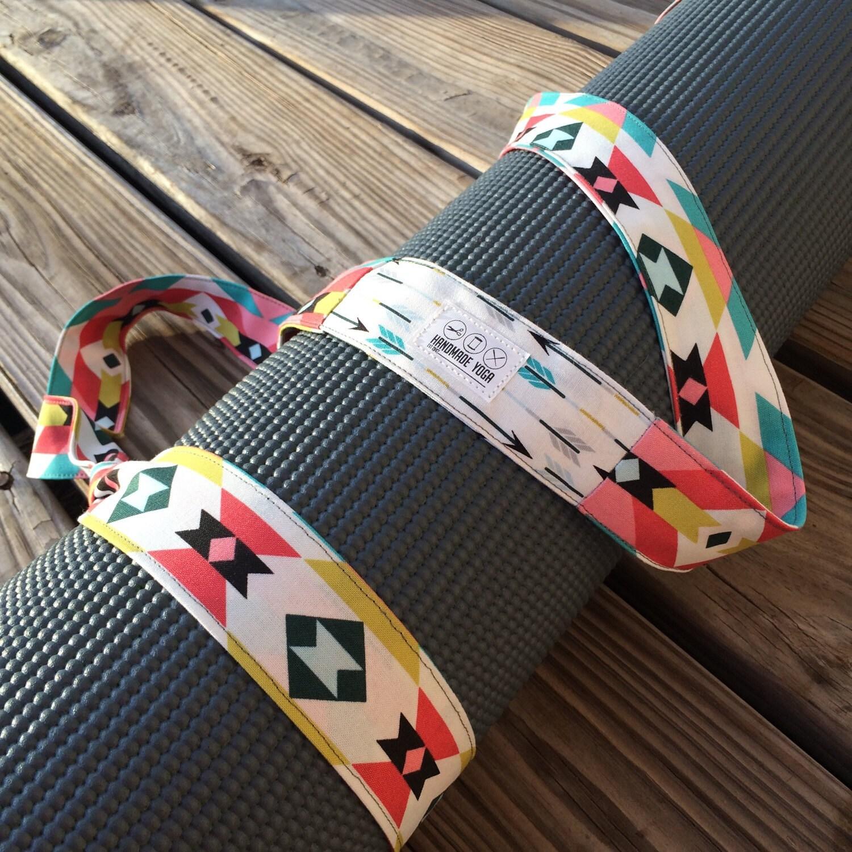 Handmade Yoga Mat Sling