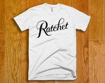 "Cool Urban Slang ""Ratchet"" T-shirt"