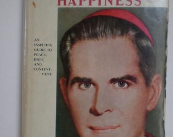 Fulton J. Sheen Way to Happiness - 1954