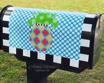 Magnetic Mailbox Cover Etsy
