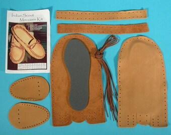 Moccasin Kit (469-4604-xxx)