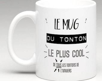 Mug the coolest tonton