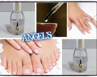 nail polish, long-lasting color TRANSPARENT REINFORCING