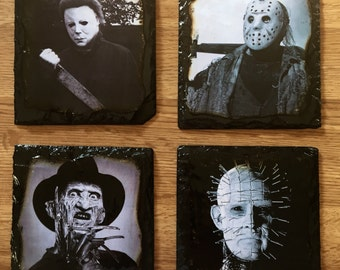 Horror coaster set