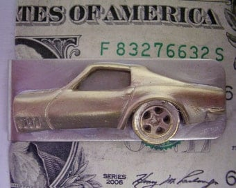 1968 Corvette Money Clip