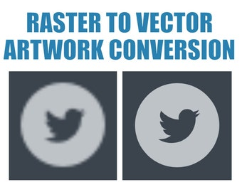 Convert Art From Raster To Vector Format