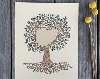 Ohio Roots Print, Tree Roots Print, Ohio Art Print, Tree Print