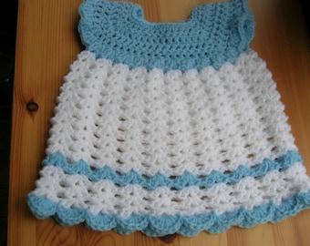 Crocheted dress, Dress, dress, baby dress, girls dress, summer dress, girl