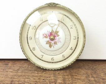 Wind Up Clock Etsy