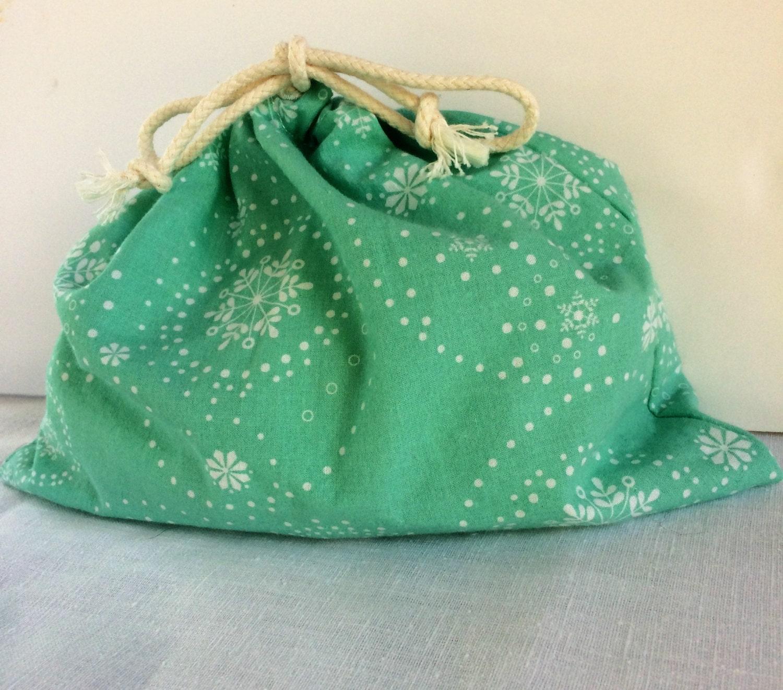 Santa sack - Christmas gift bag - Unique gift bag - Gift bag