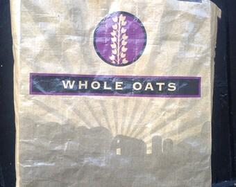 SaleTote Bag Recycled Feed Sack