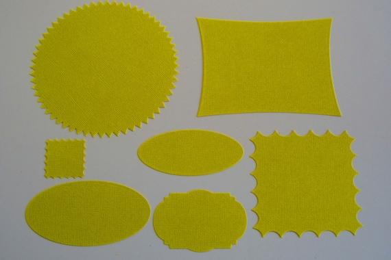 Basket Making Supplies Indiana : Royal blue die cuts orange yellow