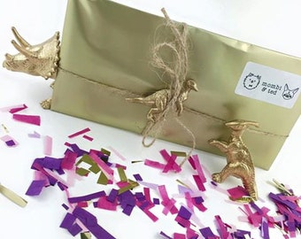 Gift wrapping - have your item from Mombi & Ted gift wrapped