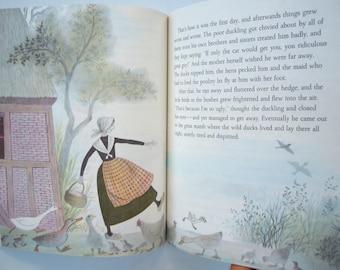 Adrienne Adams The Ugly Duckling Hans Christian Andersen Tale