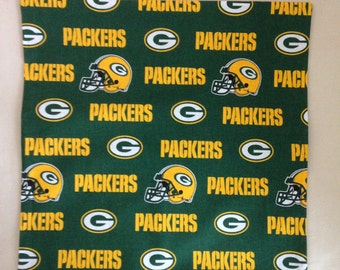 "Green Bay ""Packers"" 16""X16"" Pillow Case/Cover"