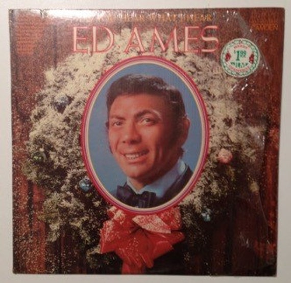 Ed Ames Do You Hear What I Hear Vintage Vinyl Record Album Lp