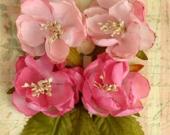 Petaloo - Botanica Blooms - Pink