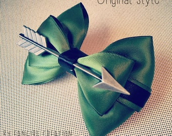 Arrow Inspired Bow