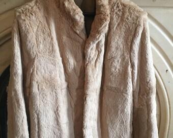 Beautiful vintage fur jacket