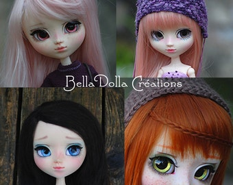 Custom Pullip order service - included doll