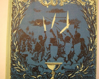 SALE The Cammage Cup by Carol Kendall, Illustrated by Erik Blegvad, 1959 Was 21.00 NOW