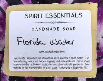 Florida Water Handmade Soap