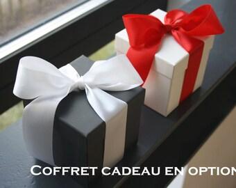 Gift box option for ring box