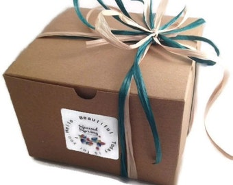 Skincare Gift Box - Gift Box - Spa Gift  - Gift Set - Natural Skincare - soaps and lotions - Gift for her