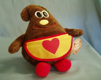 Nestle Semi Sweetie Chocolate Plush Toy Piece of Chocolate